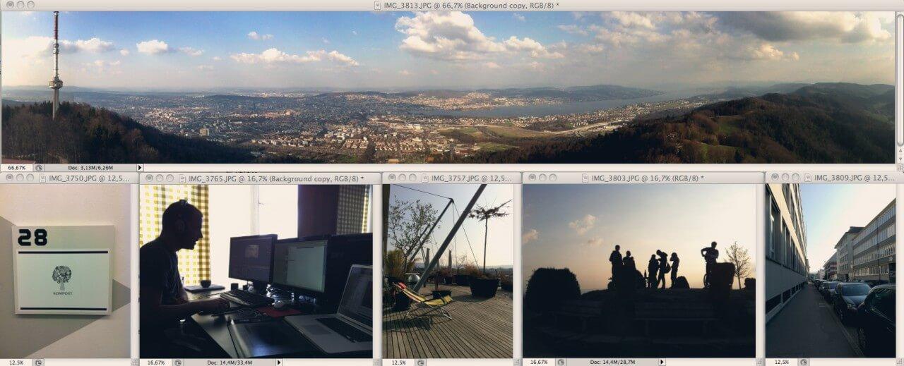 Zurich Spring 2012