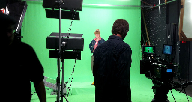 Greenscreen Shooting 02