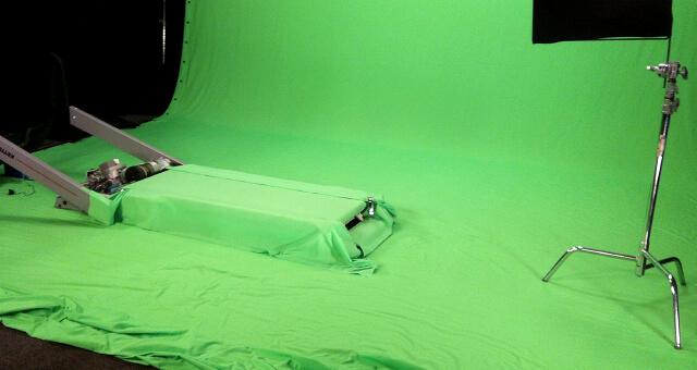Greenscreen Shooting 03