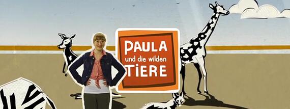 Paula und die wilden Tiere