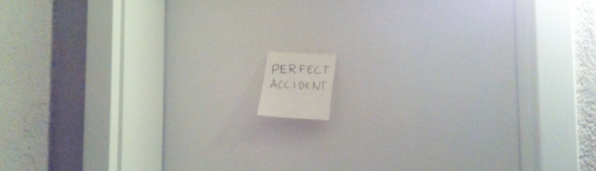 Perfect Accident Door