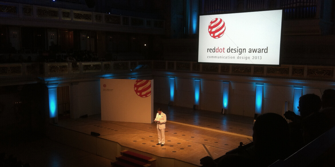 Red Dot Design Award - 2013