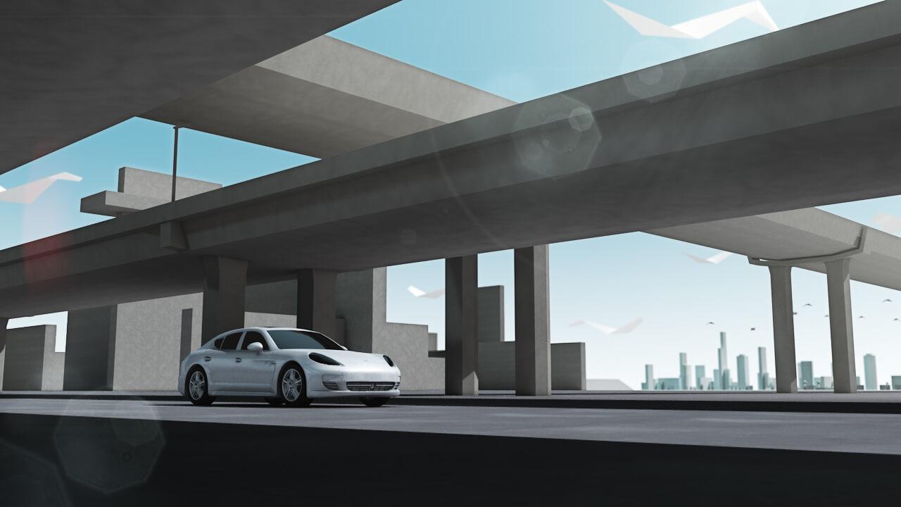 Porsche Museum - Styleframe 02