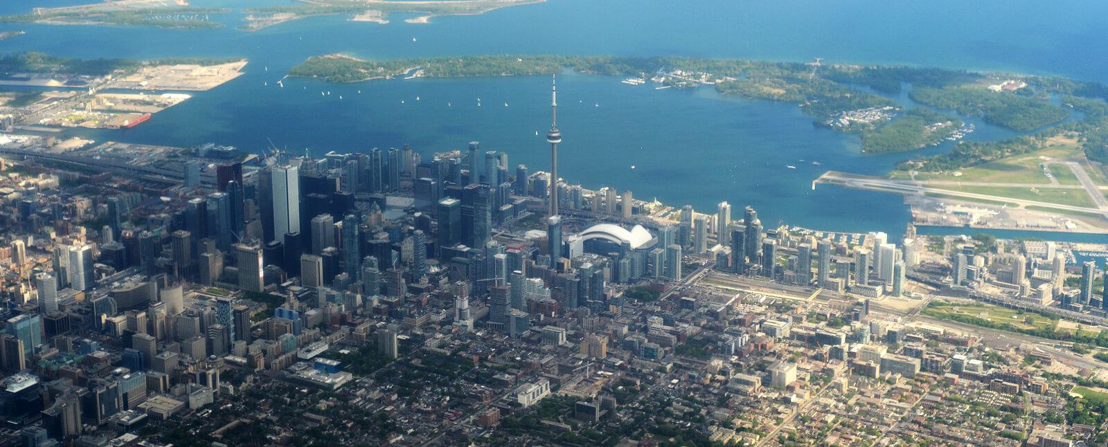 Toronto - Skyline 2015