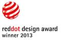 Red Dot Design Award 2013