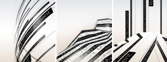 Loewe IFA 2011 – Styleframes